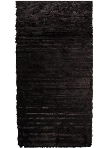Giz Home Tilda Halı Siyah Siyah